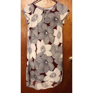 Merona flower dress